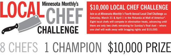 local chef challenge