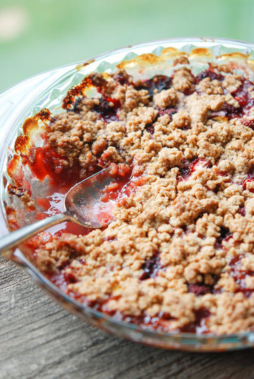 fruit crisp gluten-free stephanie meyer fresh tart