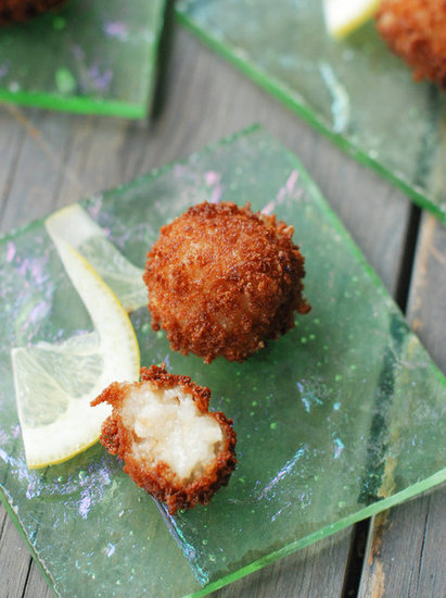 arancini (fried risotto balls) stephanie meyer fresh tart