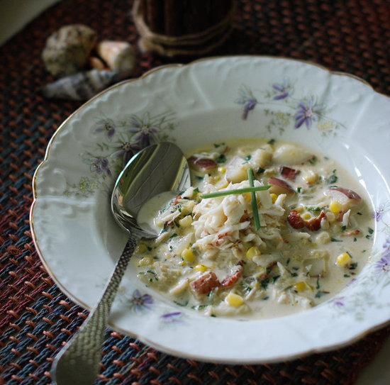 Crab & Corn Chowder | Fresh Tart