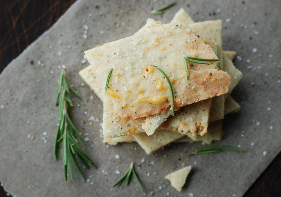 Cheese Crackers (Gluten-Free)