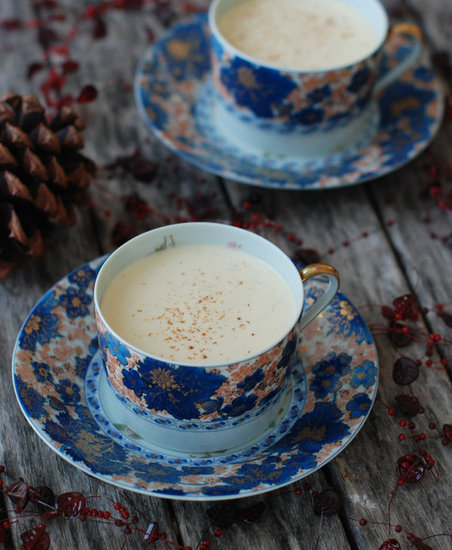 Magical Boozy Eggnog