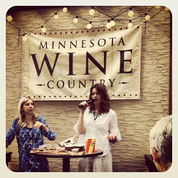 Amanda Paa, Stephanie Meyer, Minnesota Wine Country