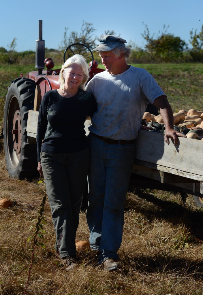 Mary & Greg Reynolds of Riverbend Farm