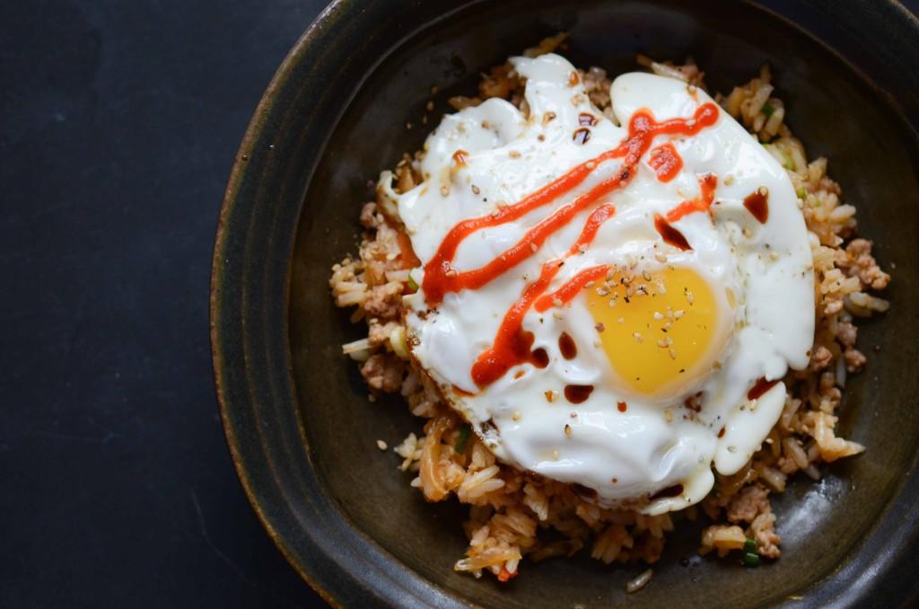 Kimchi Fried Rice | Fresh Tart