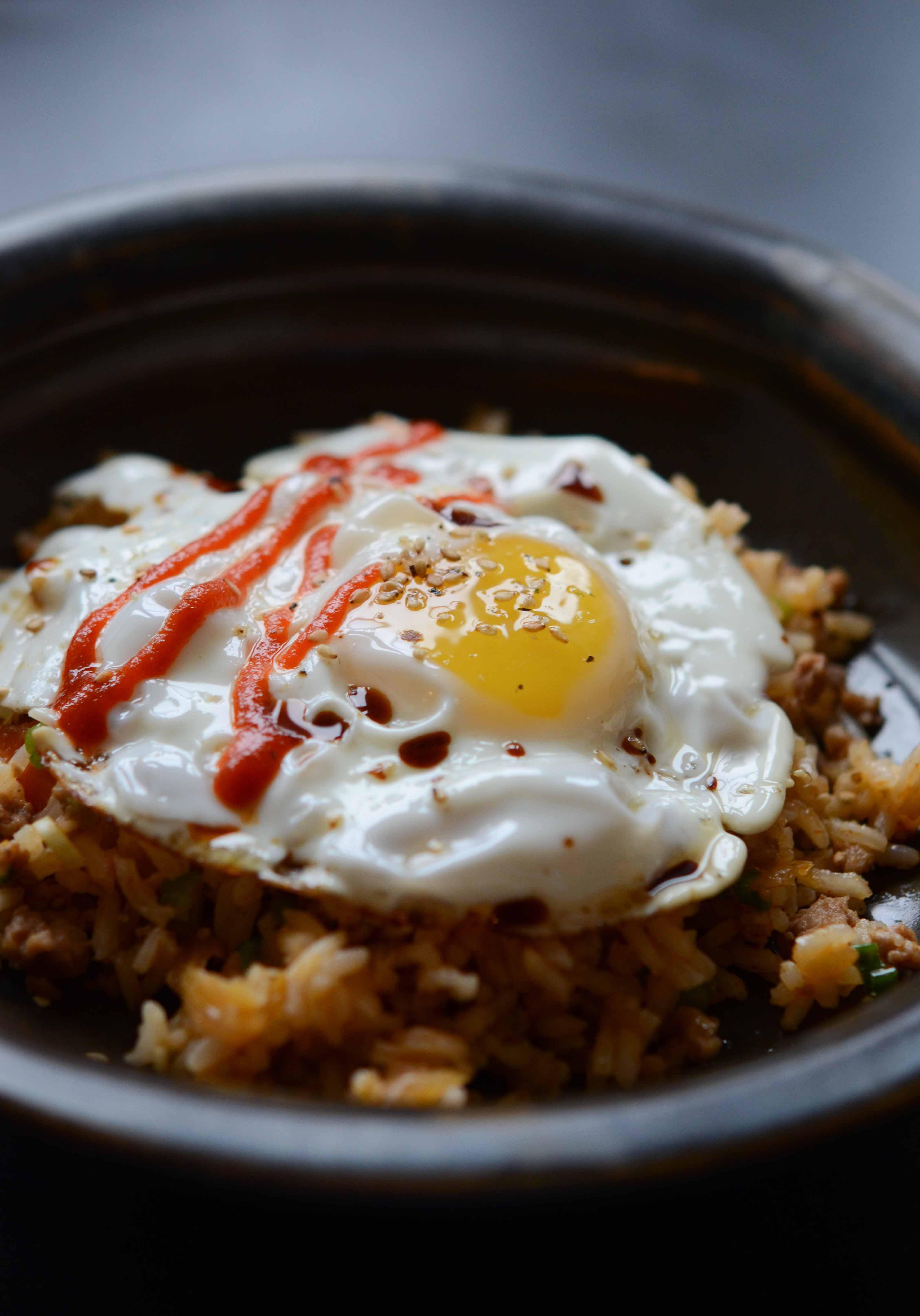 Kimchi Fried Rice | Fresh Tart by Stephanie Meyer | Cook. Nourish ...