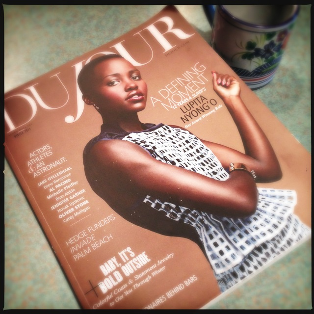 DuJour Magazine | Fresh Tart