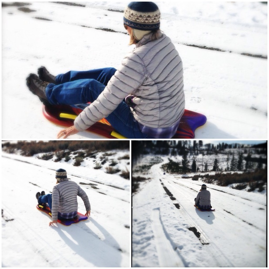 Sun West Ranch Sledding | Fresh Tart