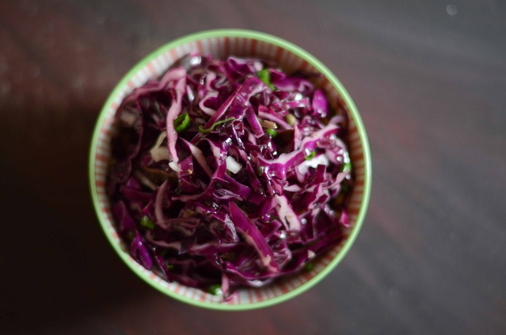 Coleslaw with Caper-Anchovy Dressing | Fresh Tart (AIP, Paleo)