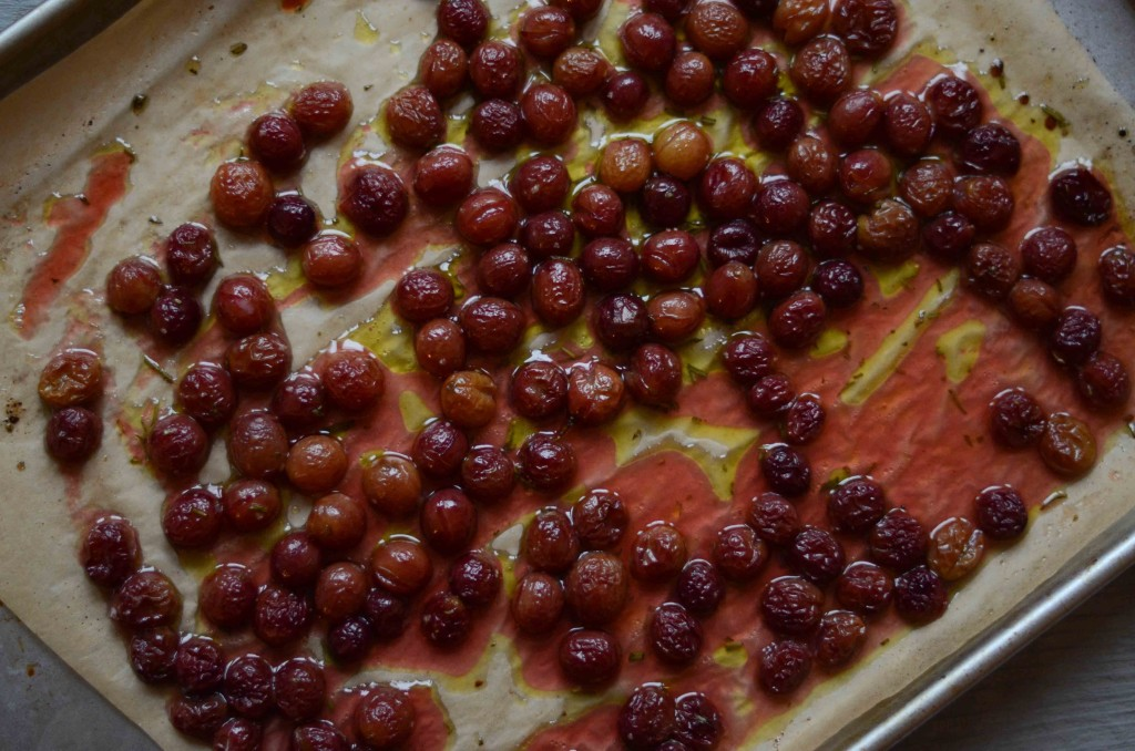 Roasted Grapes with Pork Tenderloin Cutlets | Fresh Tart (AIP, Paleo)