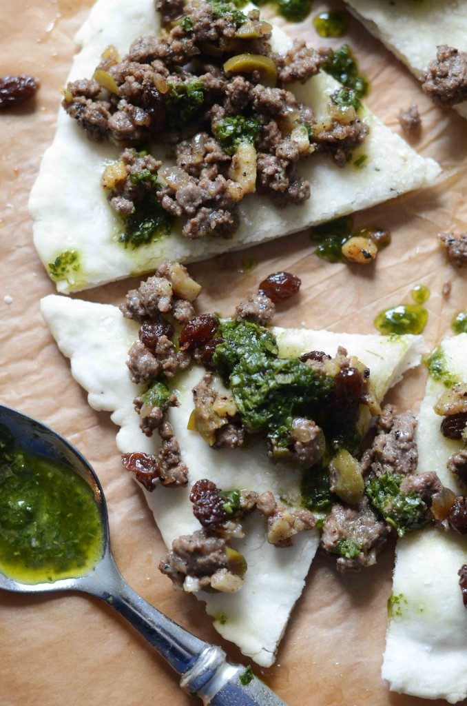 Empanada Flatbread | Fresh Tart (Paleo, AIP)