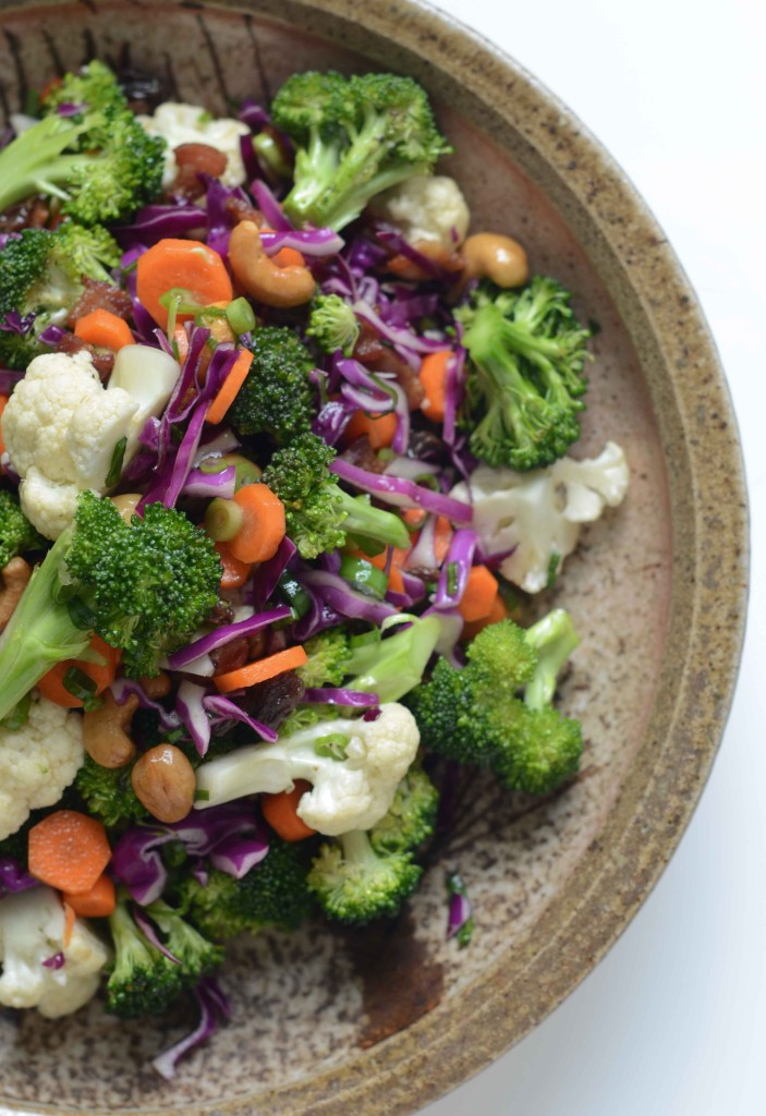 Sweet & Tangy Broccoli Salad | Fresh Tart (Paleo, AIP-friendly)