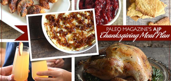 Paleo Magazine Autoimmune Protocol Thanksgiving