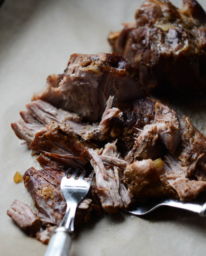 Pressure Cooker or Braised Pork Carnitas | Fresh Tart (AIP, Paleo)