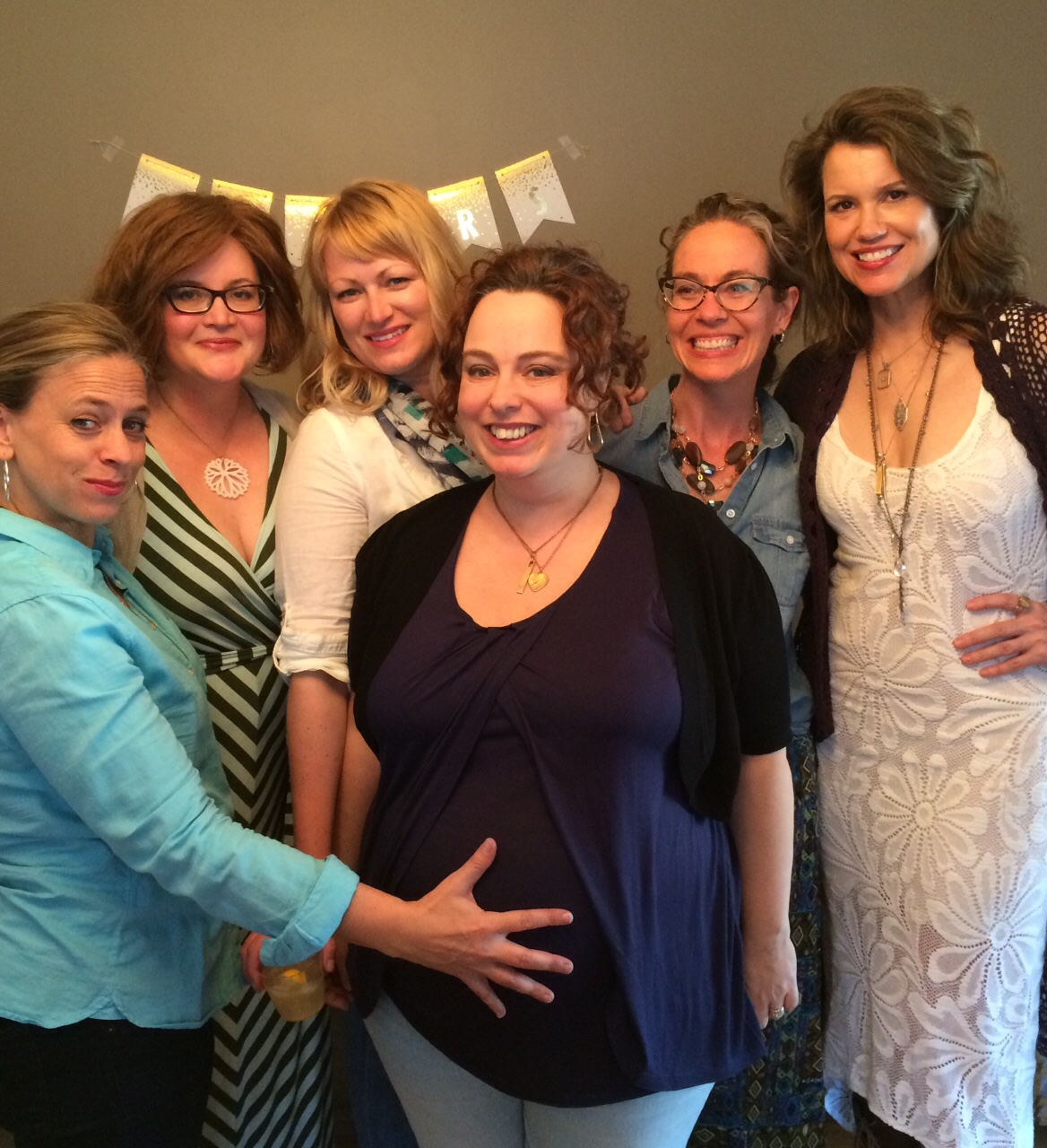 Joy's Baby Shower