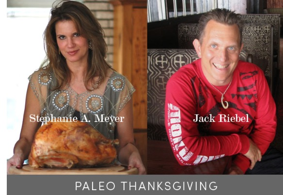 Paleo Thanksgiving with Chef Jack Riebel