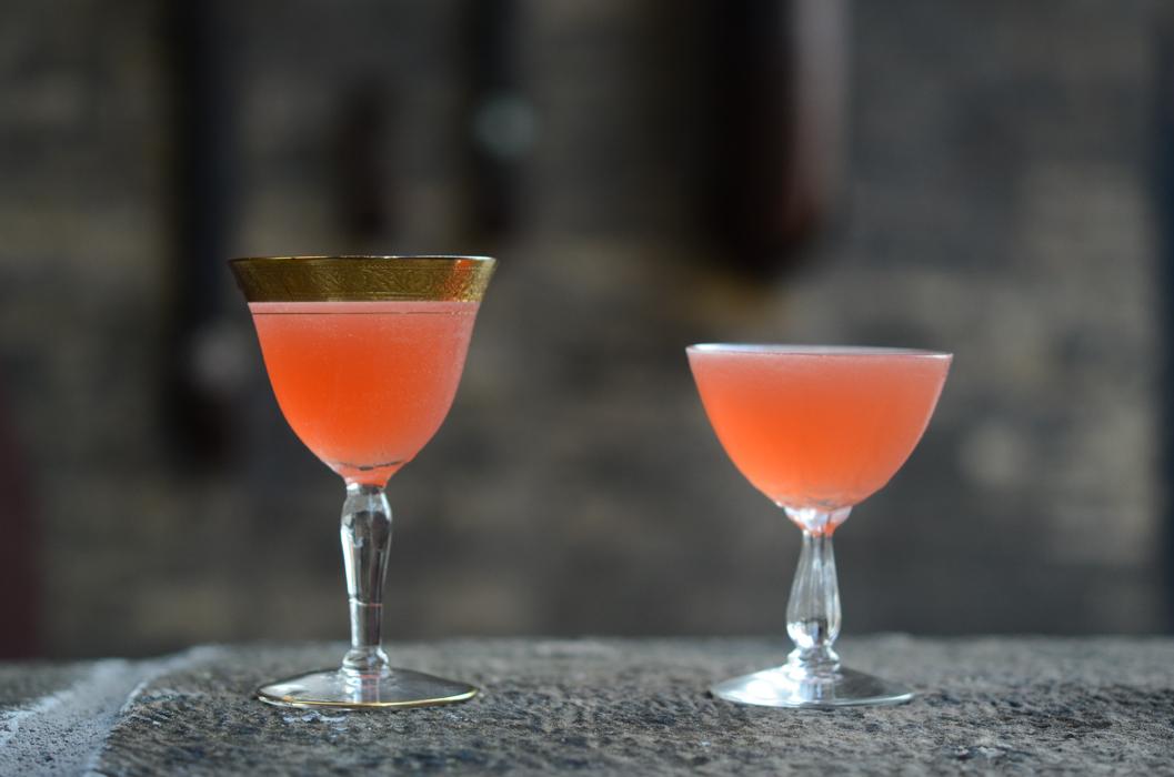 Tea Rhubarb Sour | Fresh Tart (Paleo, AIP, Fauxtail)